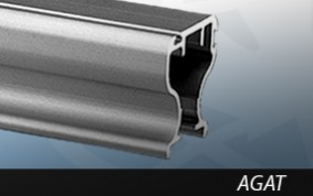 Aliuminio sistemos AGAT