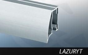 Aliuminio sistema LAZURYT